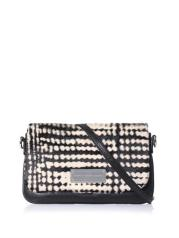 Marc by Marc Jacobs Blurred Ponyskin Bag